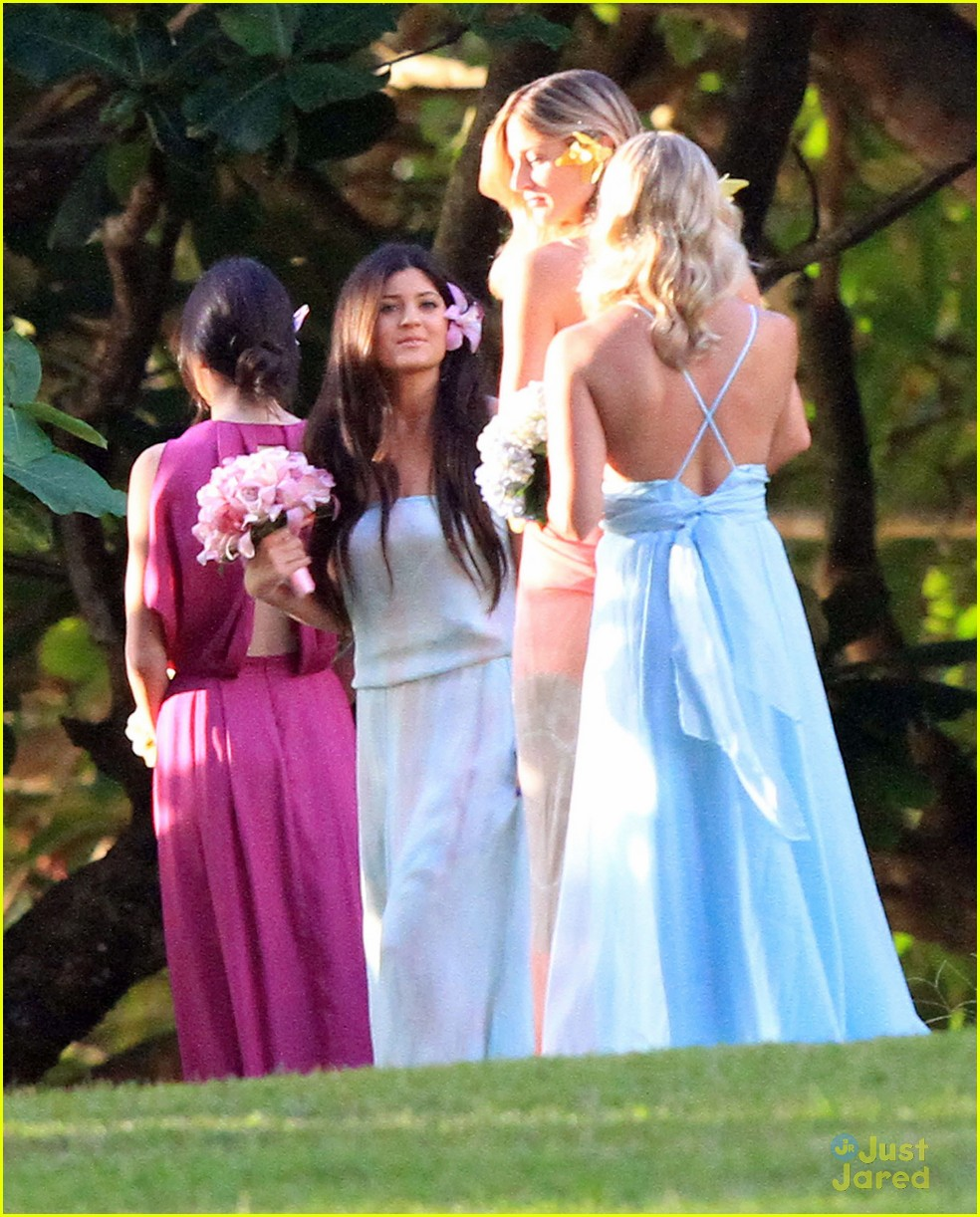 kendall kylie jenner wedding hawaii 10