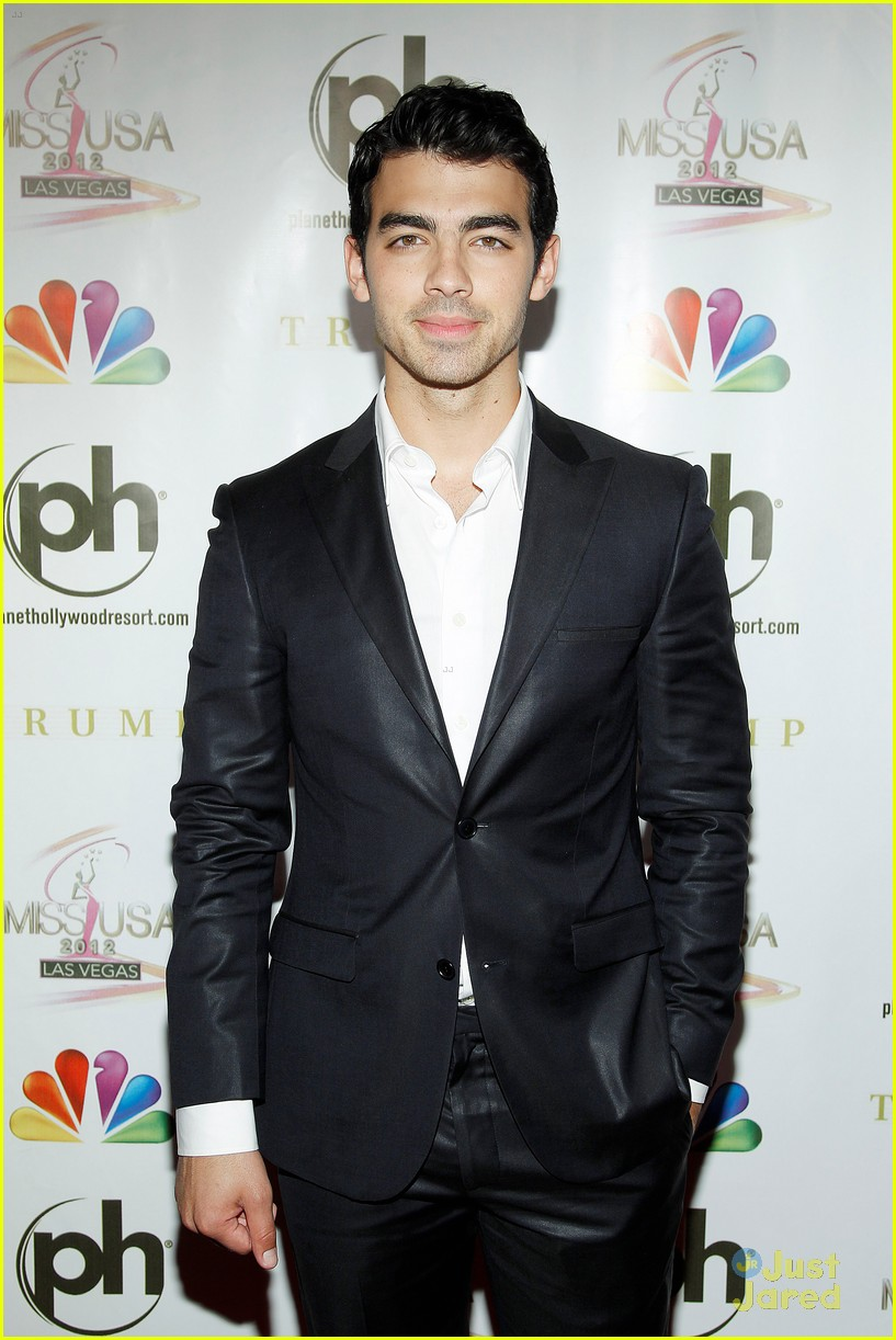 joe jonas miss usa 07
