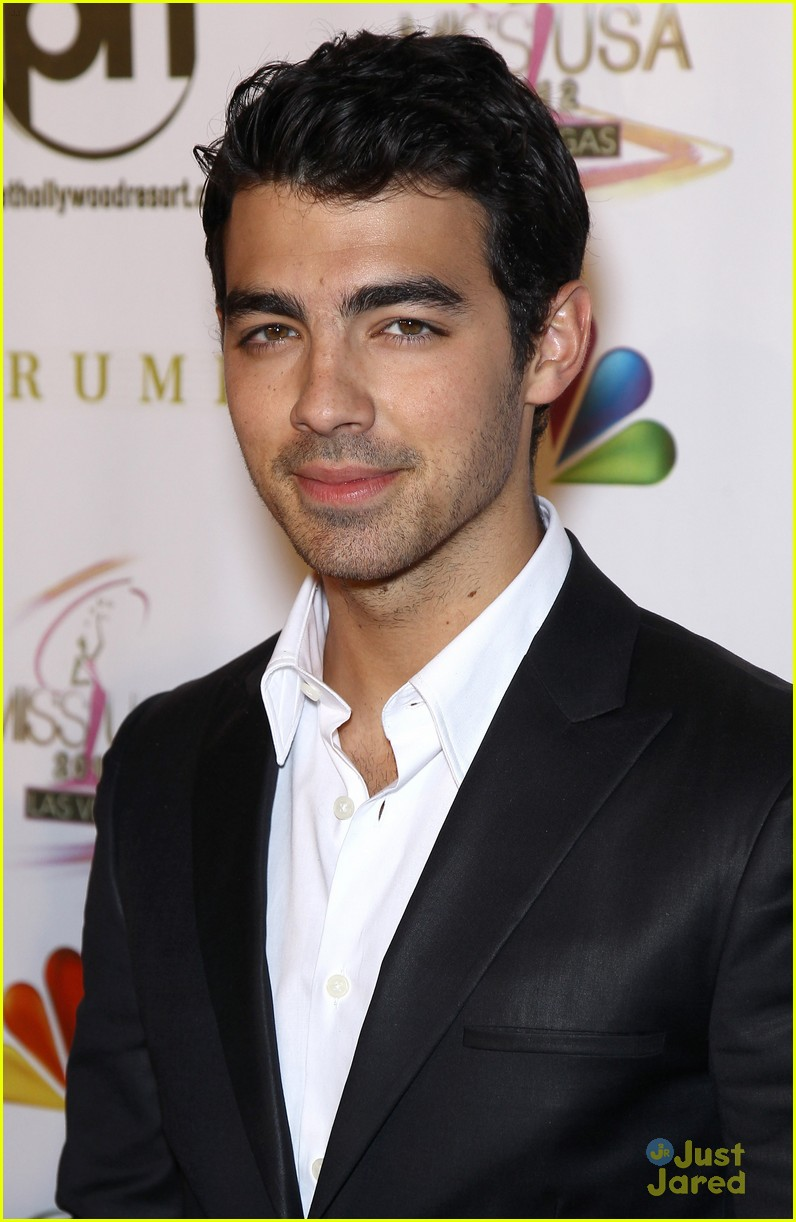 joe jonas miss usa 08