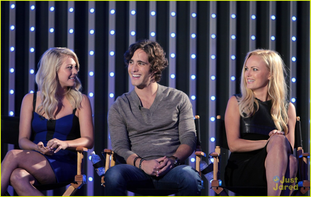 julianne hough diego boneta rock qa guys choice 12