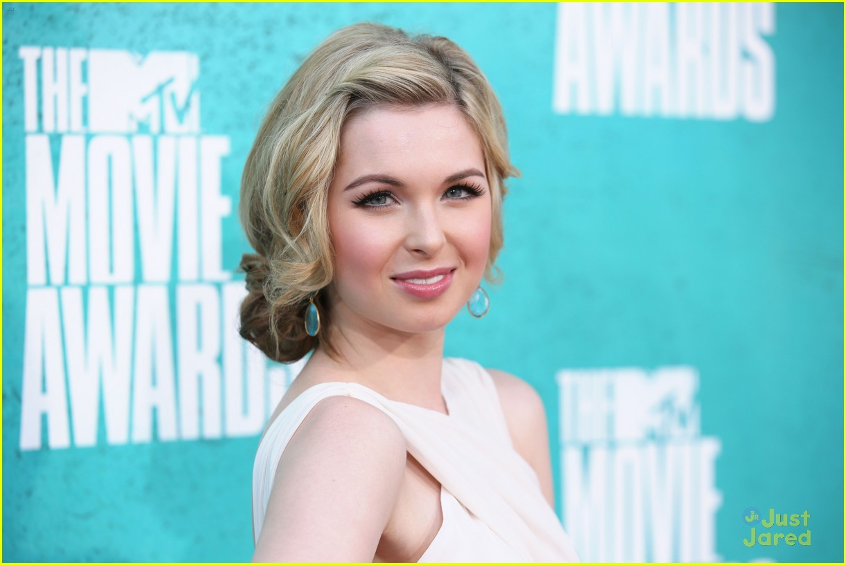 kirsten alex amy jillian lauren mtv movie awards 20