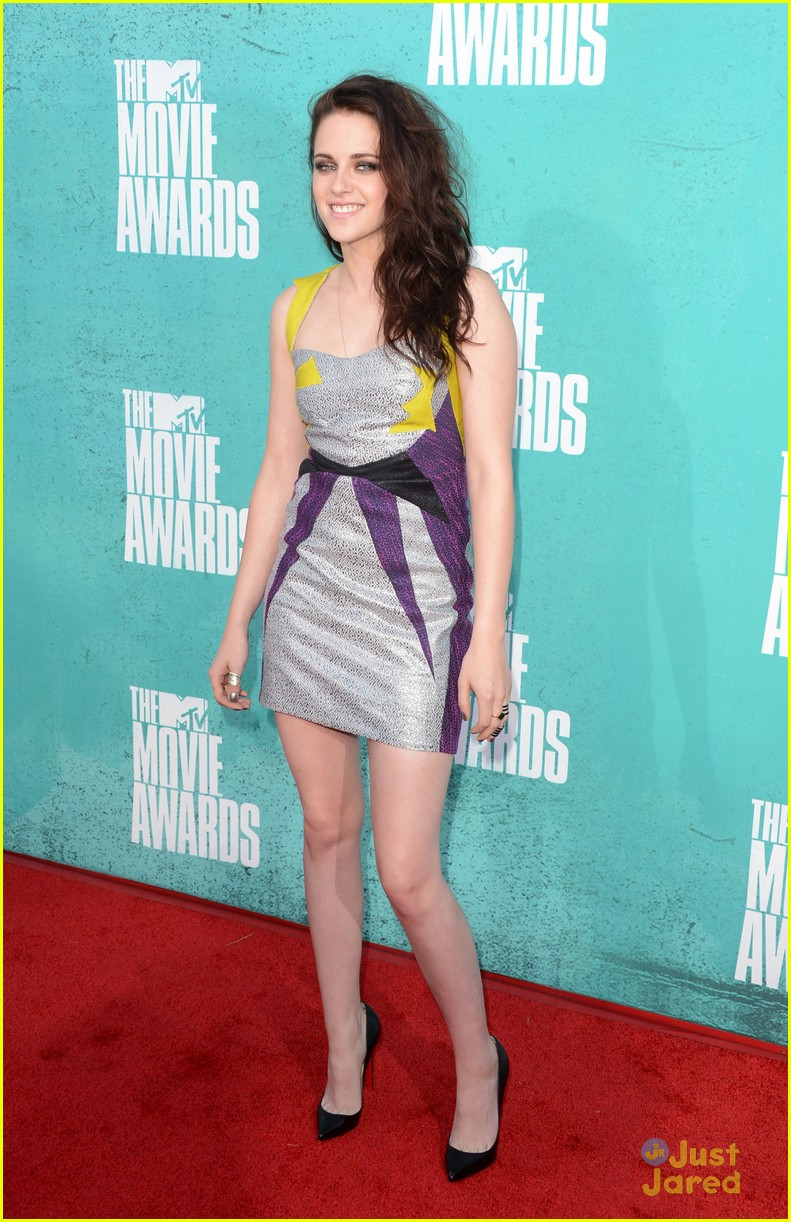 kristen stewart mtv movie awards 09