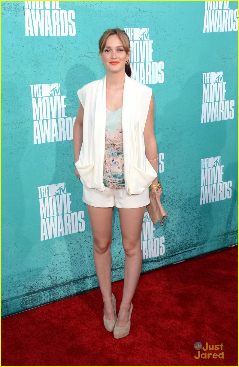 leighton meester mtv movie awards 05