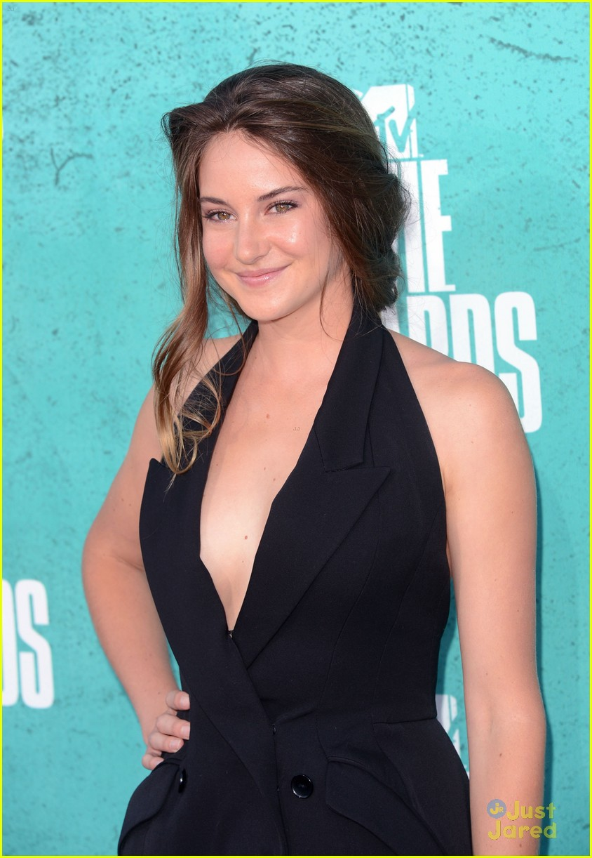 shailene woodley mtv movie awards 08