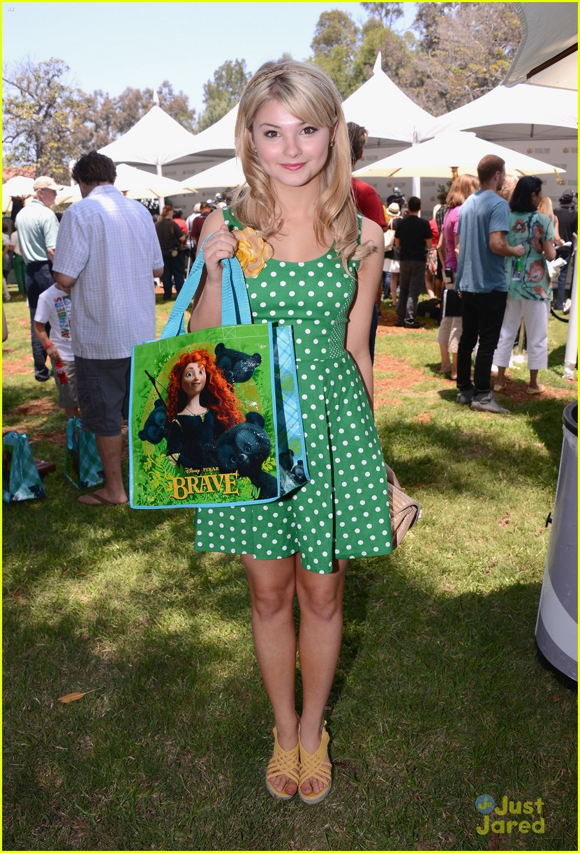 stefanie scott peyton list heroes picnic 13