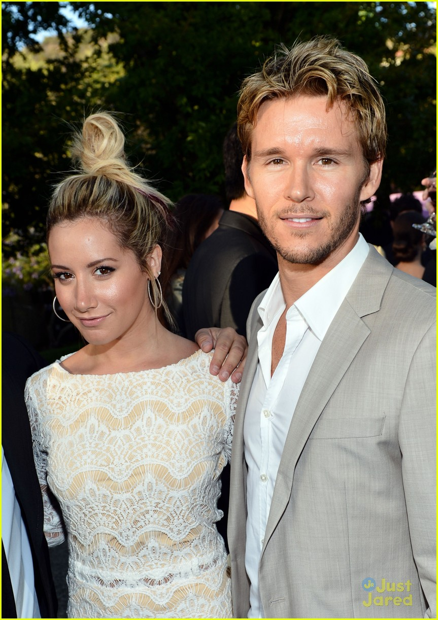 ashley tisdale butterfly ball 08