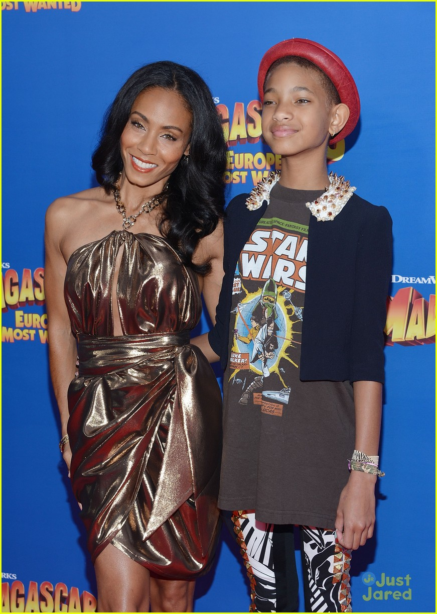 willow smith madagascar 3 premiere 02