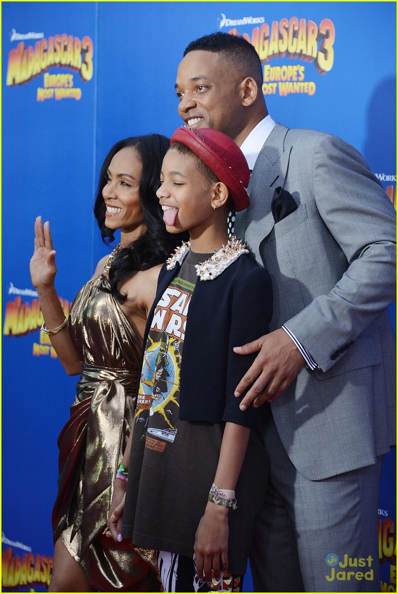 willow smith madagascar 3 premiere 05