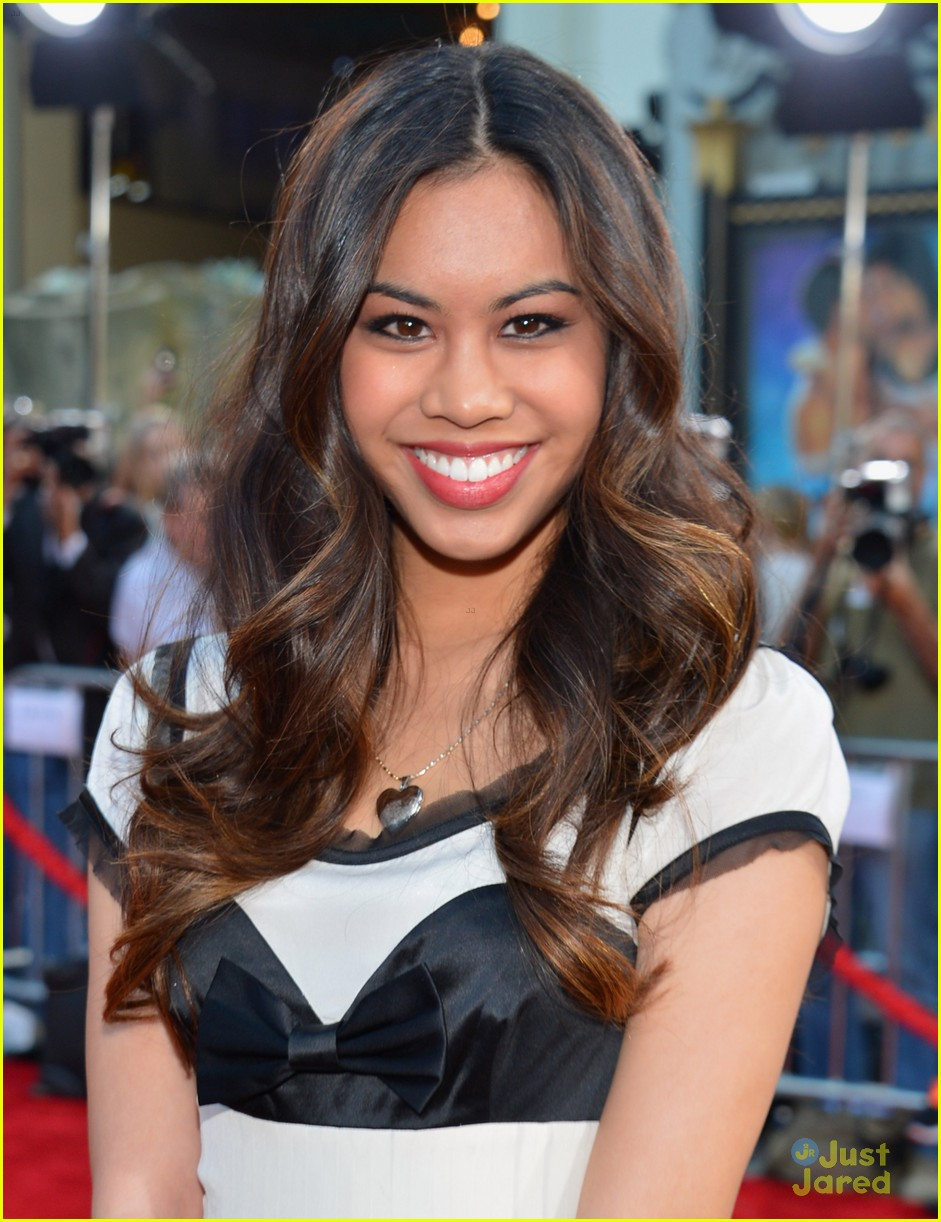 ashley argota step up premiere 01