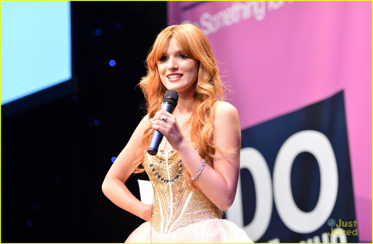 bella thorne do something party 08