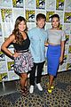 Glee-sdcc lea michele jenna ushkowitz glee sdcc 07