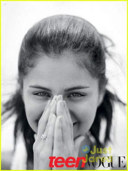 selena gomez teen vogue sept 01