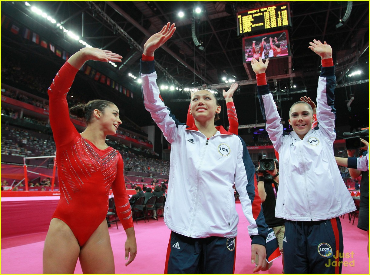 us gymnasts win gold 14
