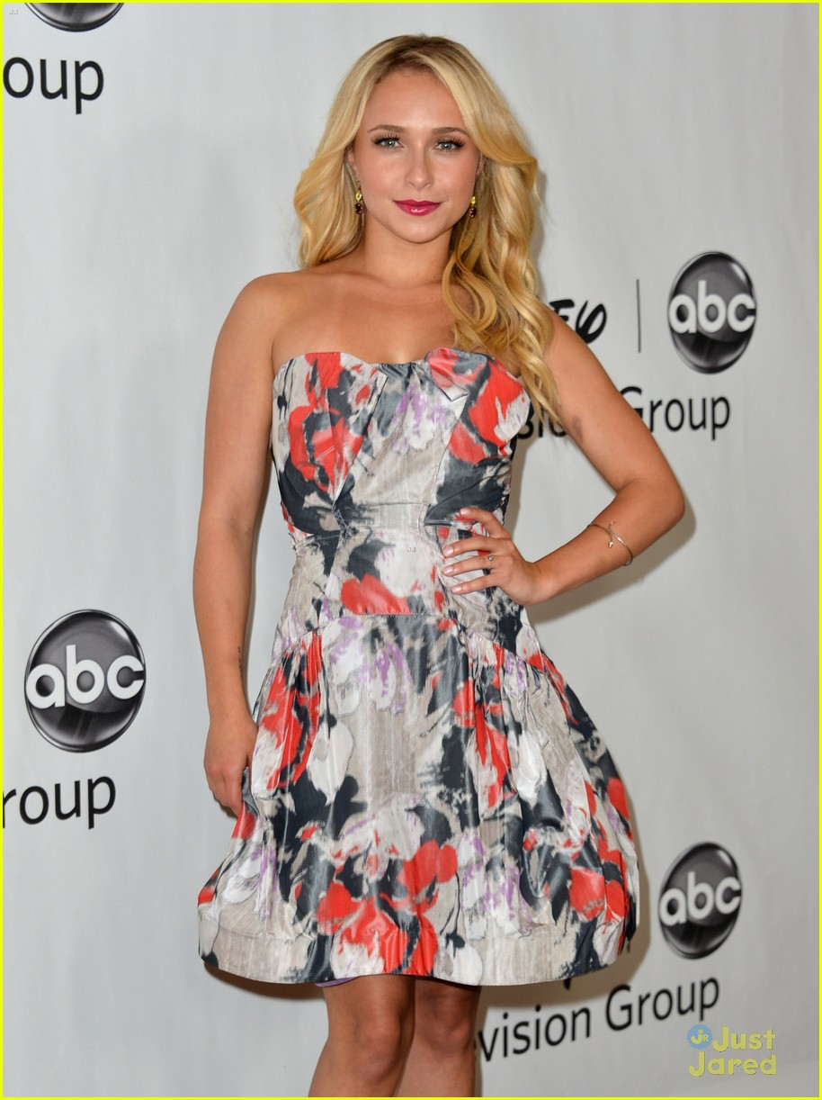 hayden panettiere abc party 04