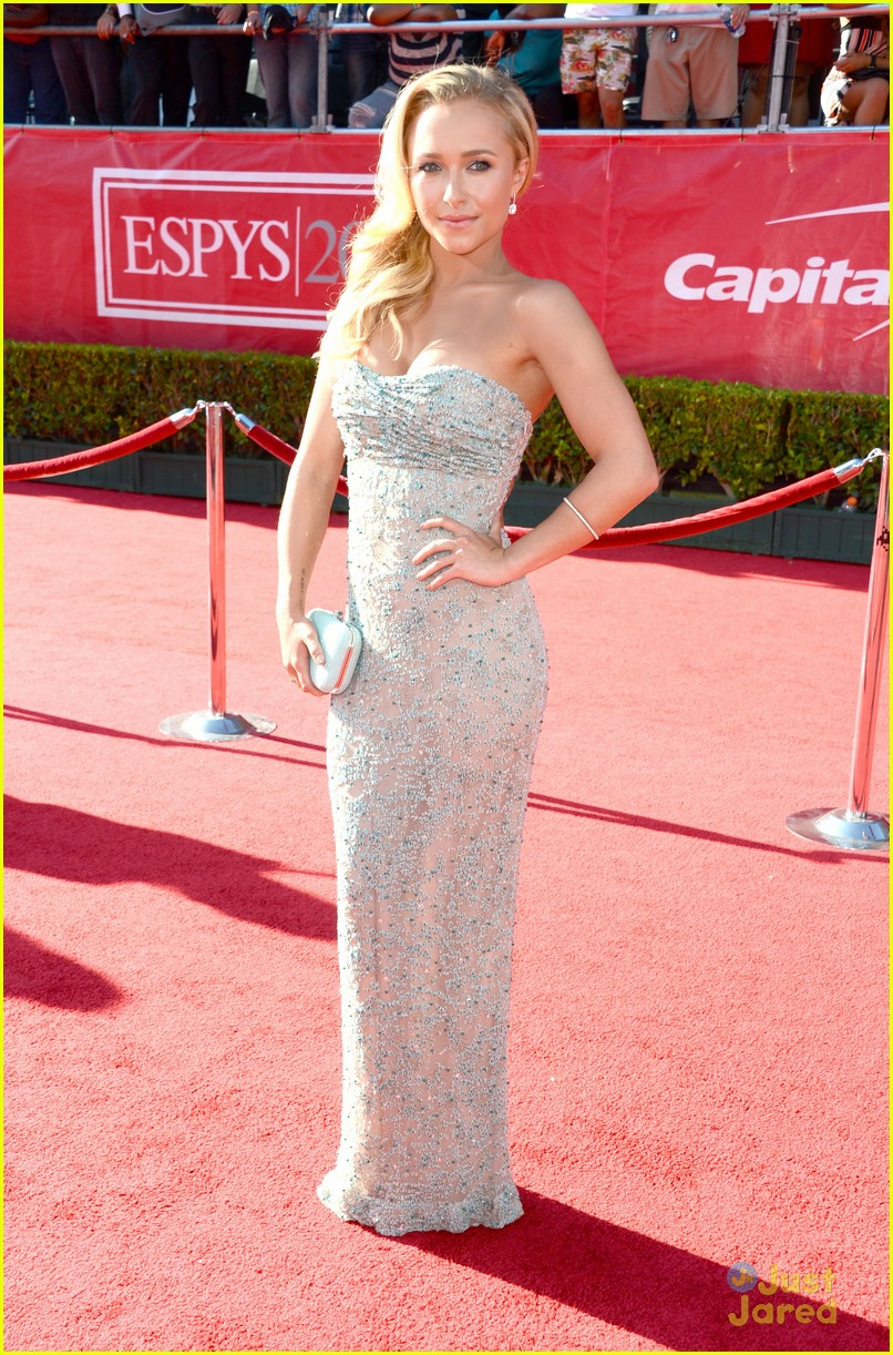 hayden panettiere espy awards 04