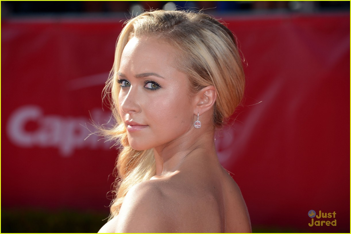 hayden panettiere espy awards 06