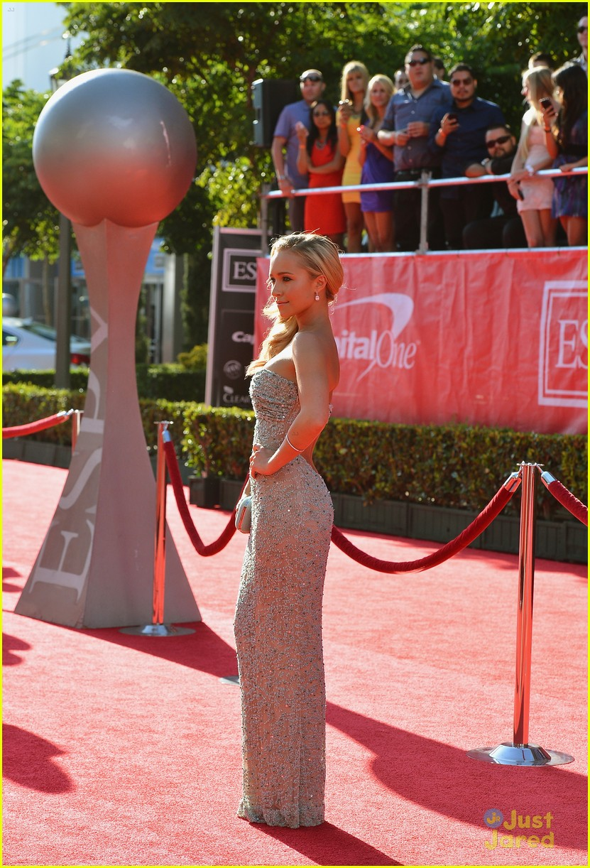 hayden panettiere espy awards 08