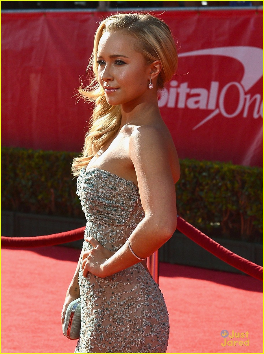 hayden panettiere espy awards 17