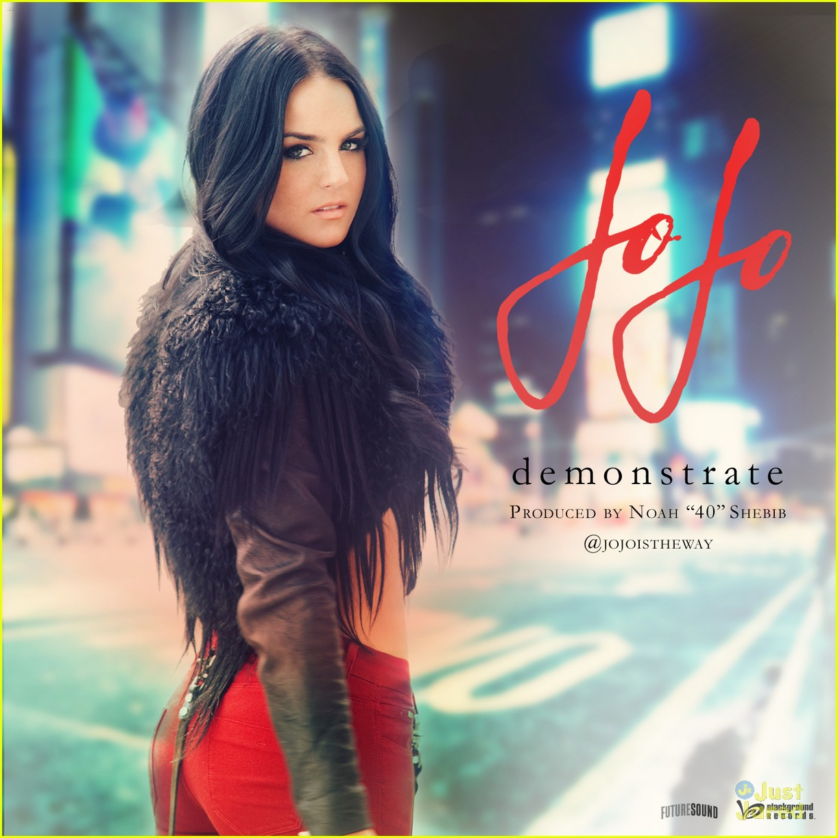 jojo demonstrate single cover 01