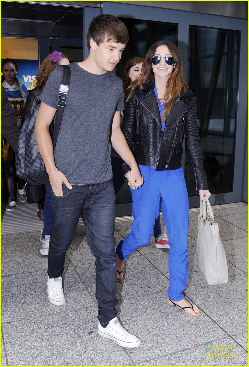 liam payne danielle heathrow 05