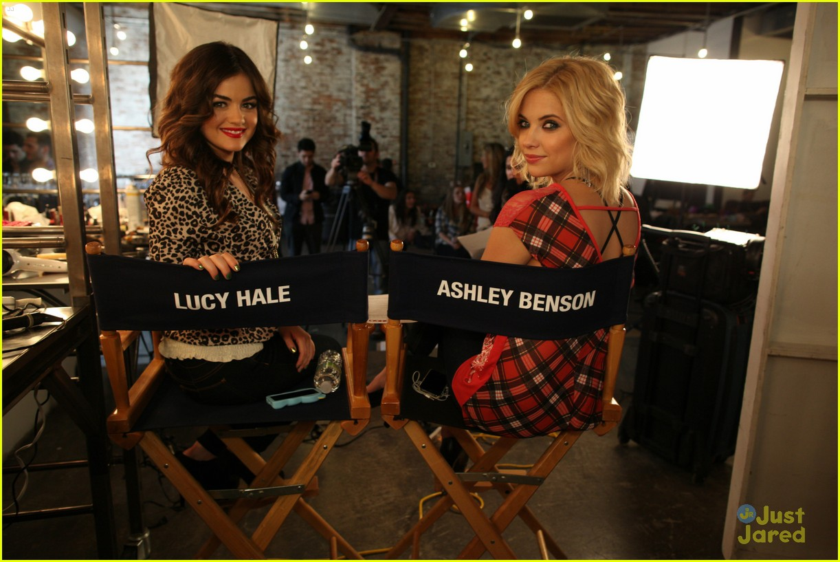 lucy hale ashley benson bongo fall 16