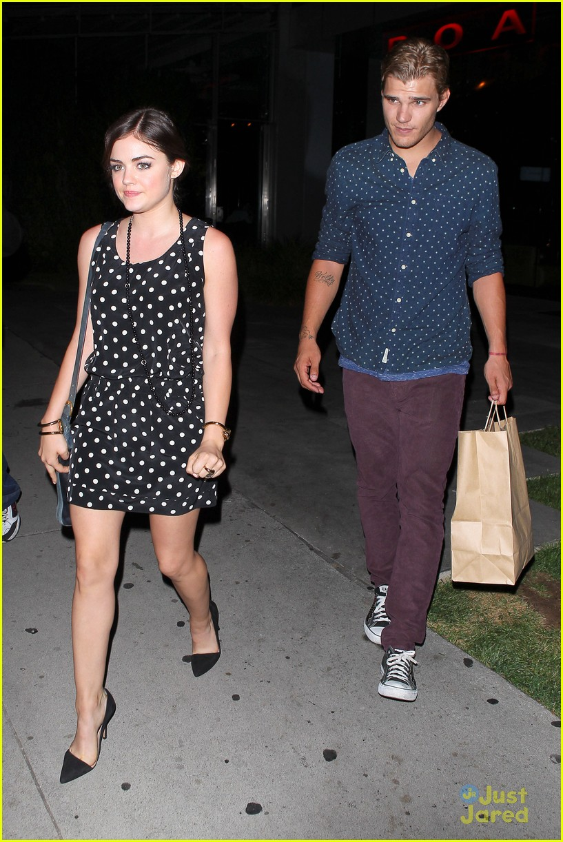 lucy hale chris zykla boa 10