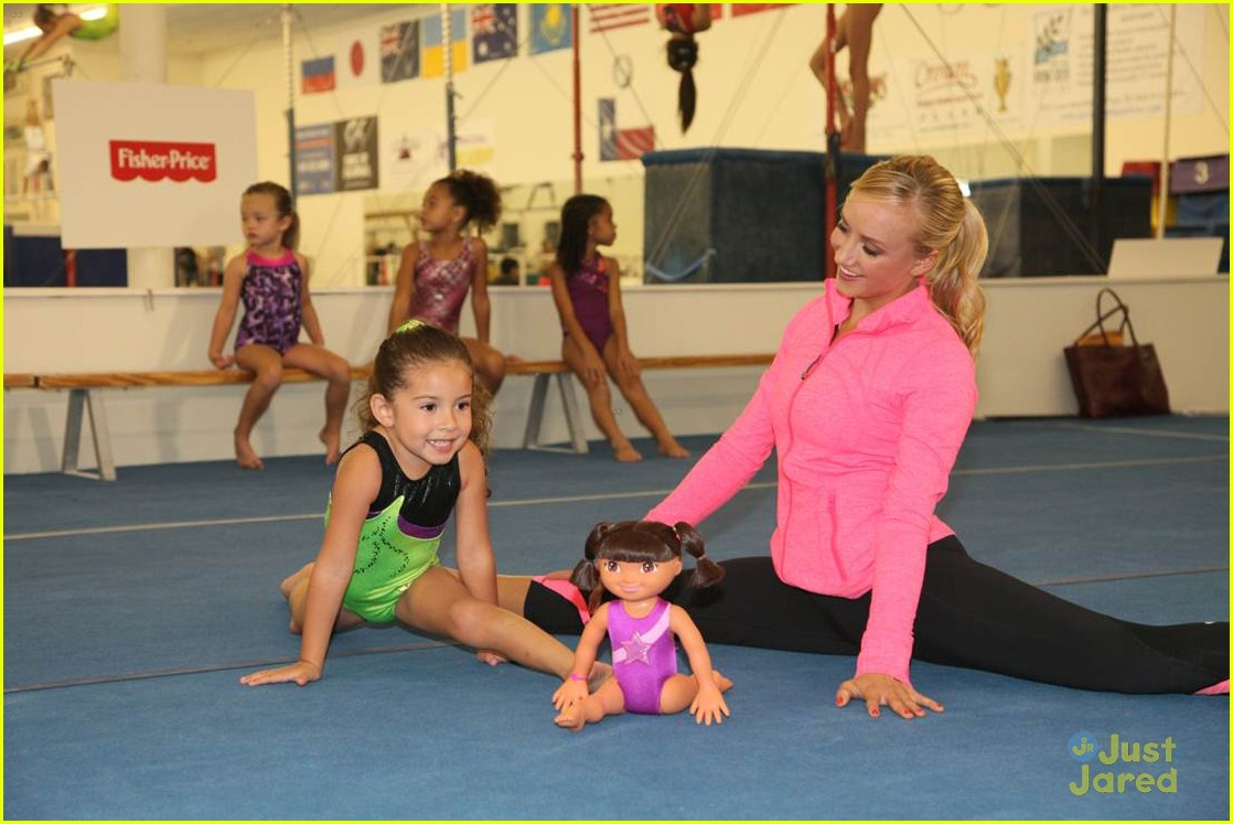 nastia liukin dora doll 04