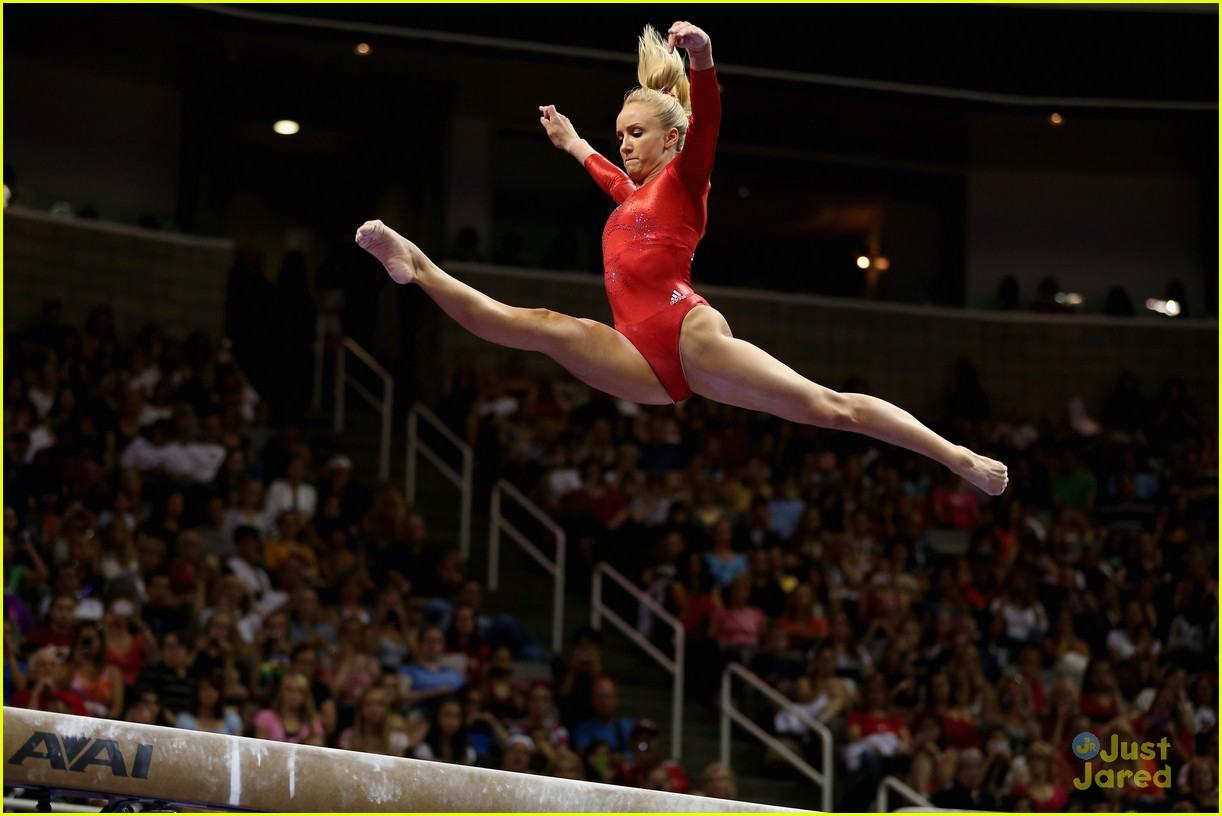 nastia liukin no london olympics 02