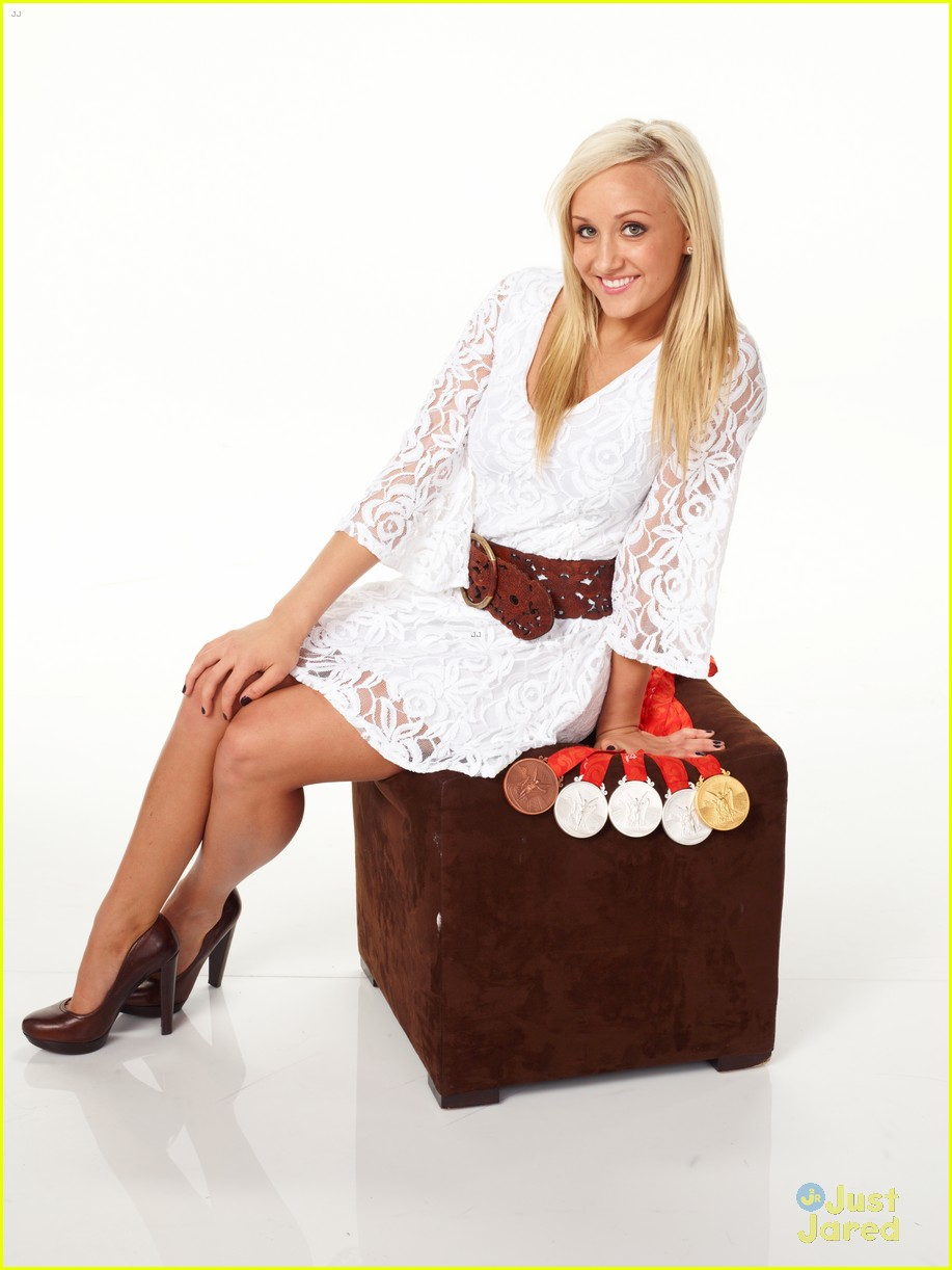 nastia liukin no london olympics 12