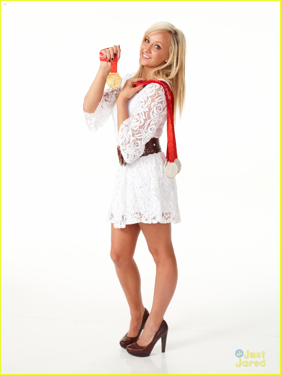 nastia liukin no london olympics 13