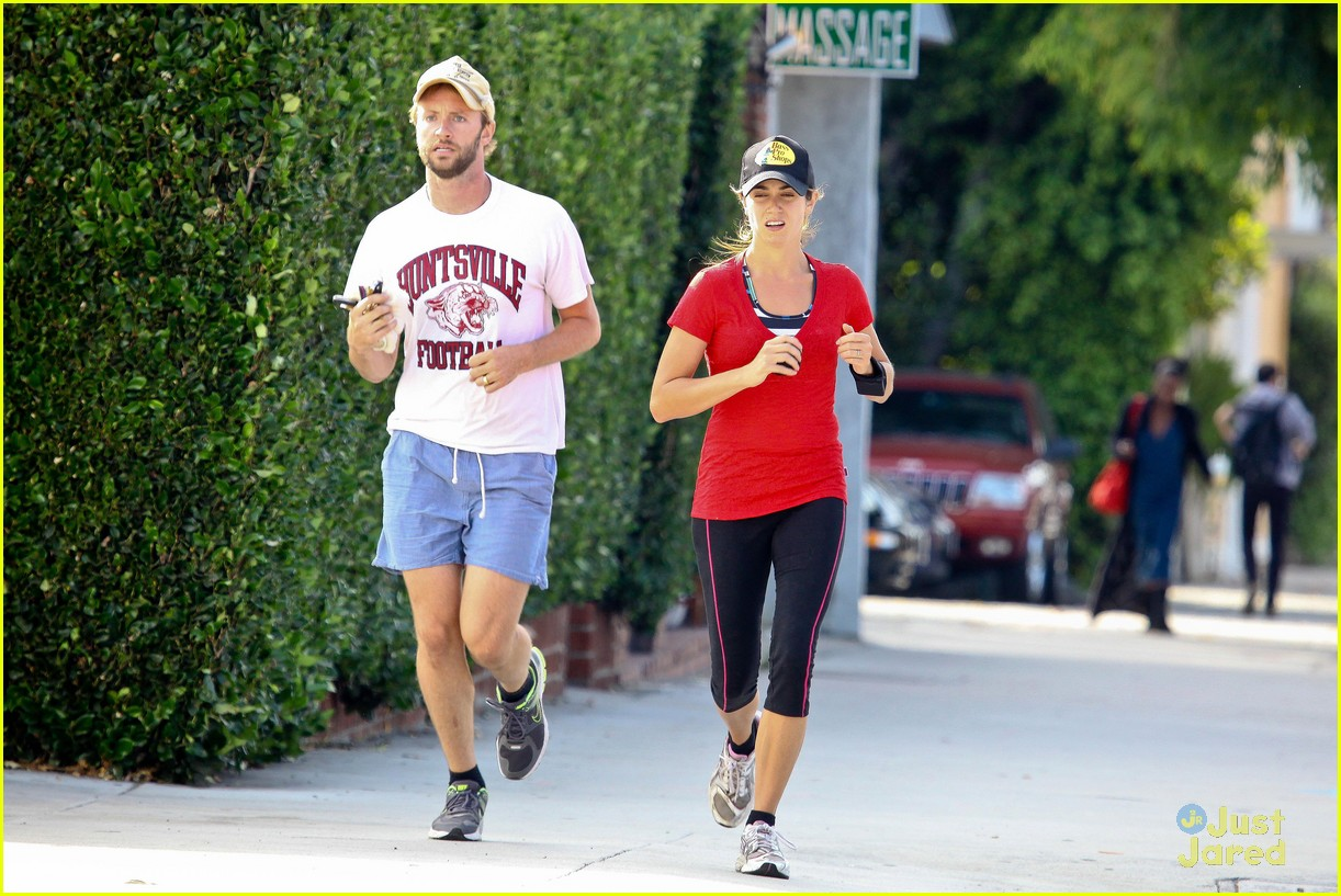 nikki reed jog paul mcdonald 14