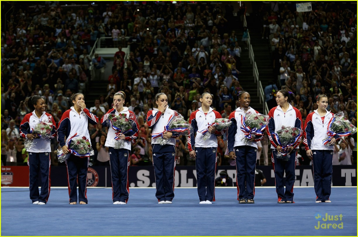 us olympics gymnastics women 2012 15