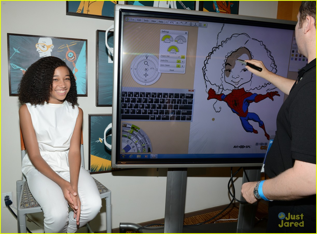 amandla willow jack dayo sdcc 11