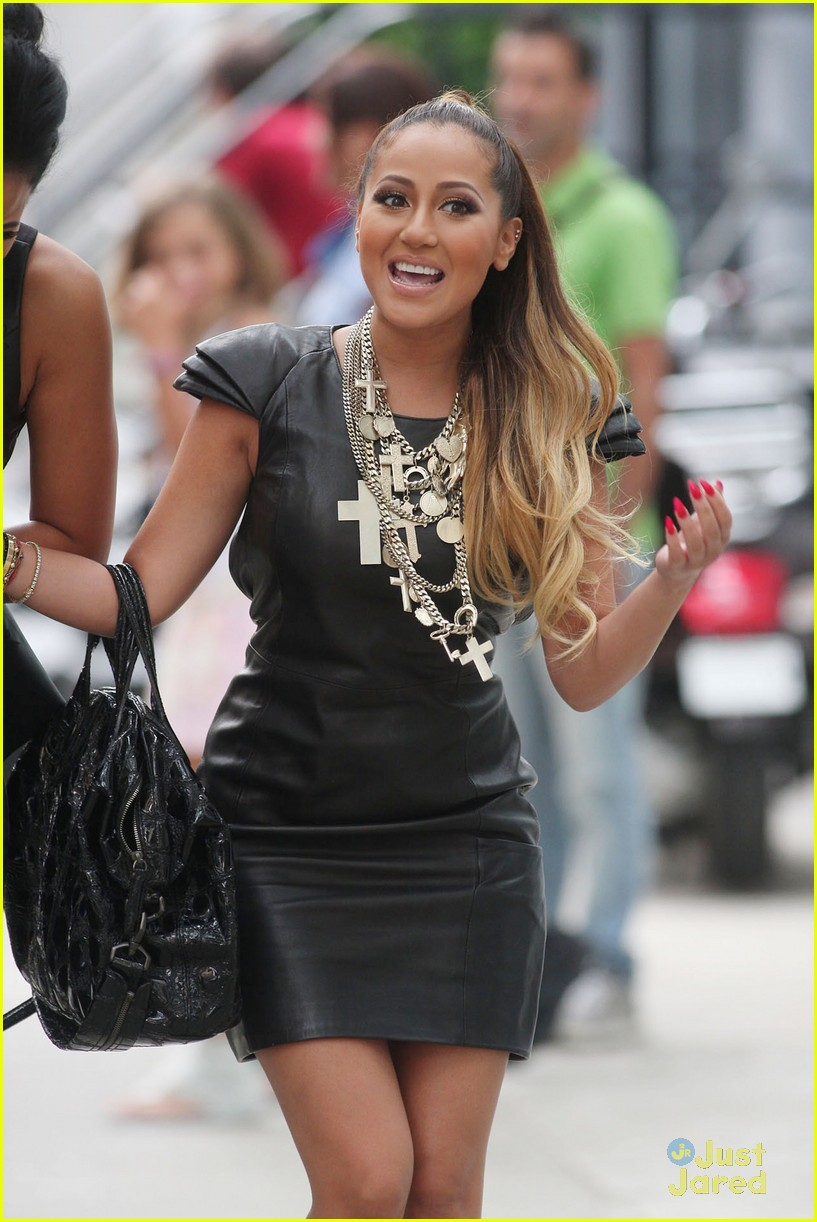 adrienne bailon ciprani lunch 06