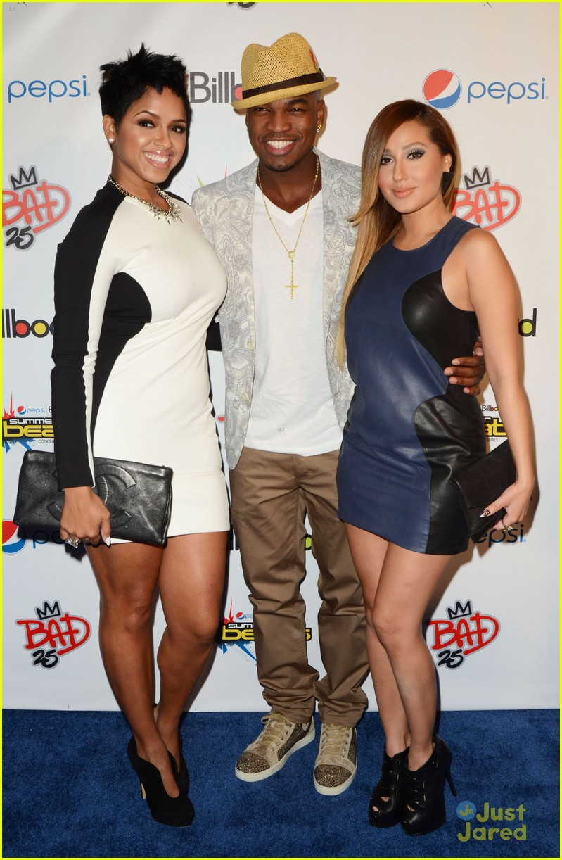 adrienne bailon pepsi summer beats 09
