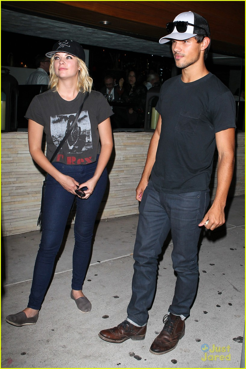 ashley benson taylor lautner red o 01