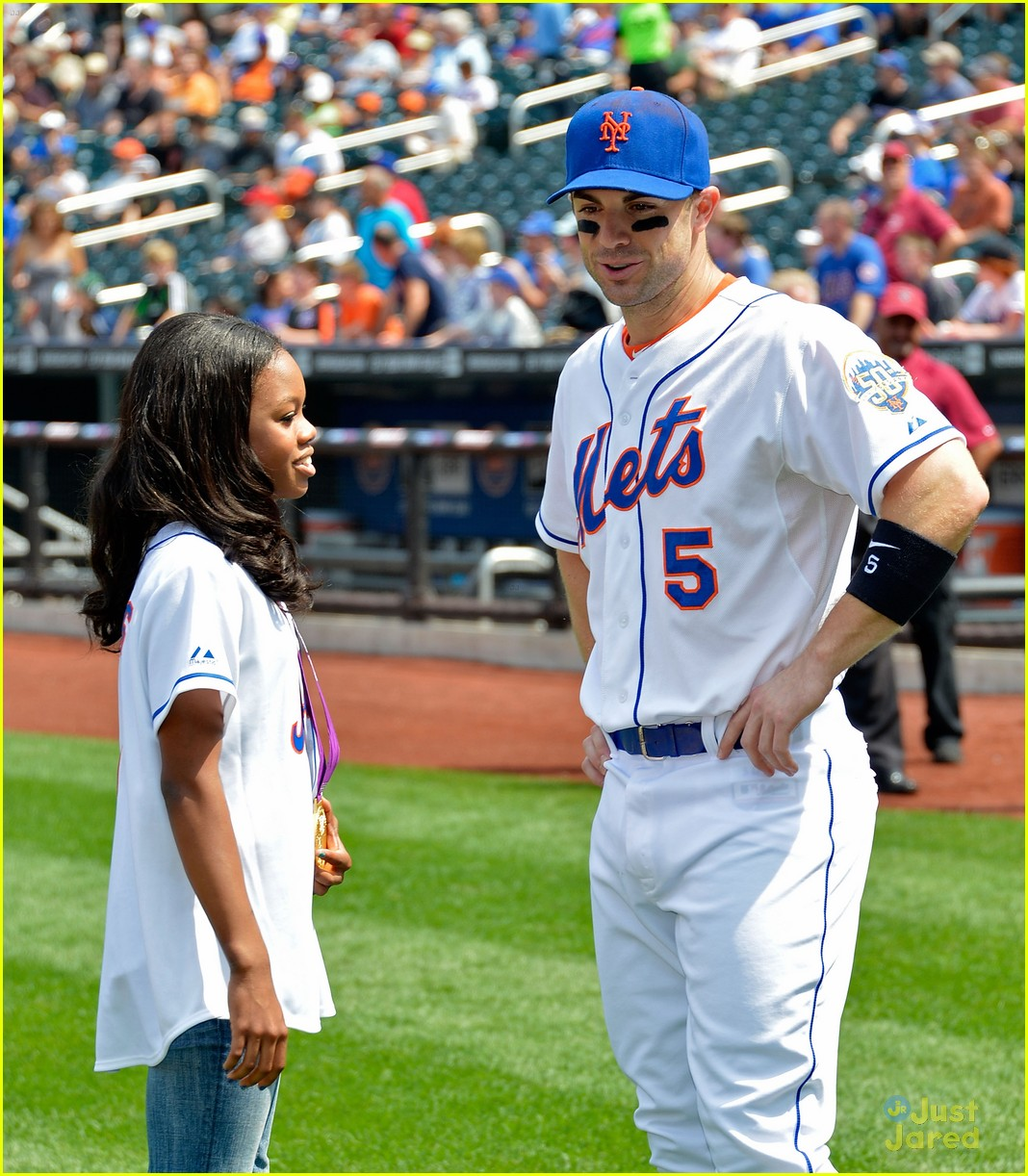 gabrielle douglas mets game 12