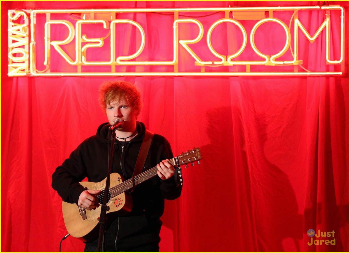 ed sheeran red room 07