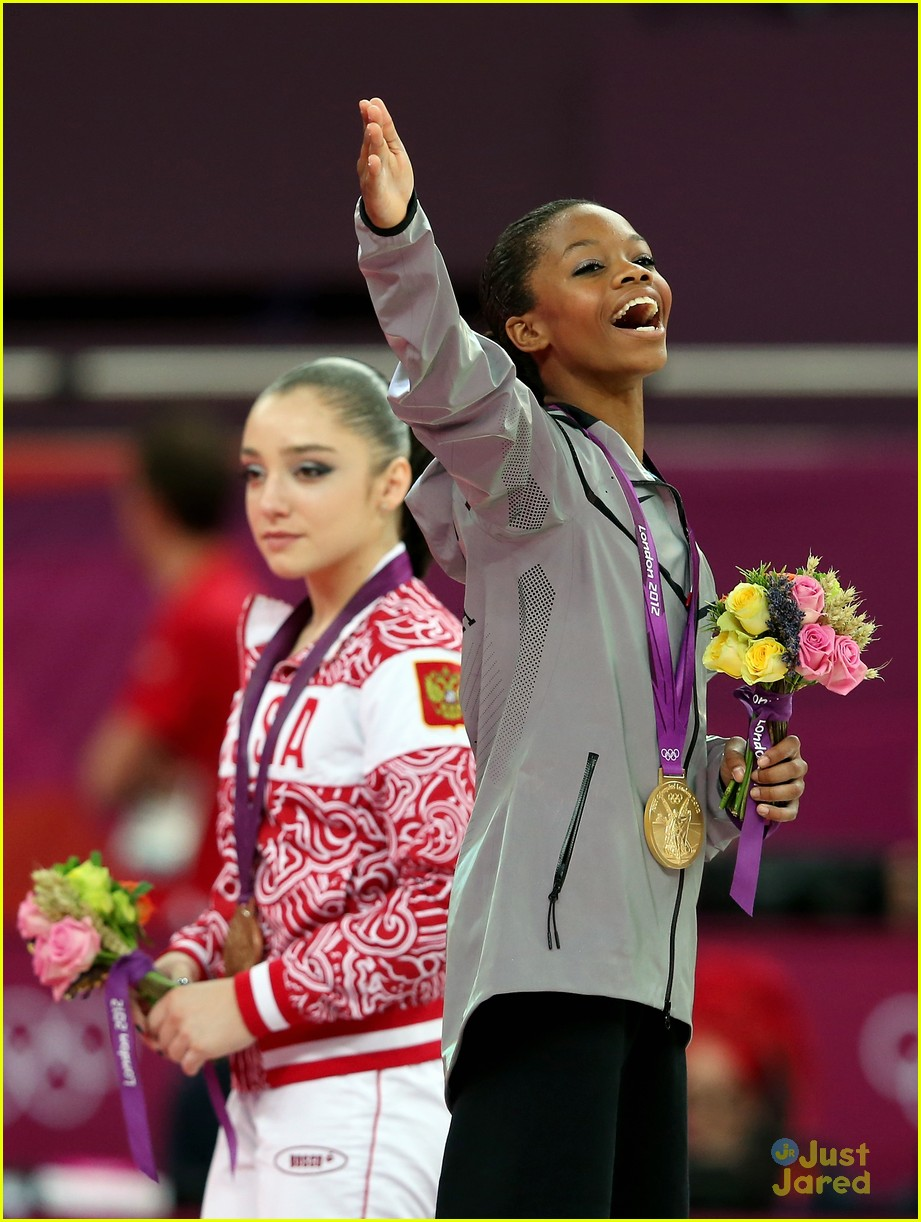 gabrielle douglas gold all around 09