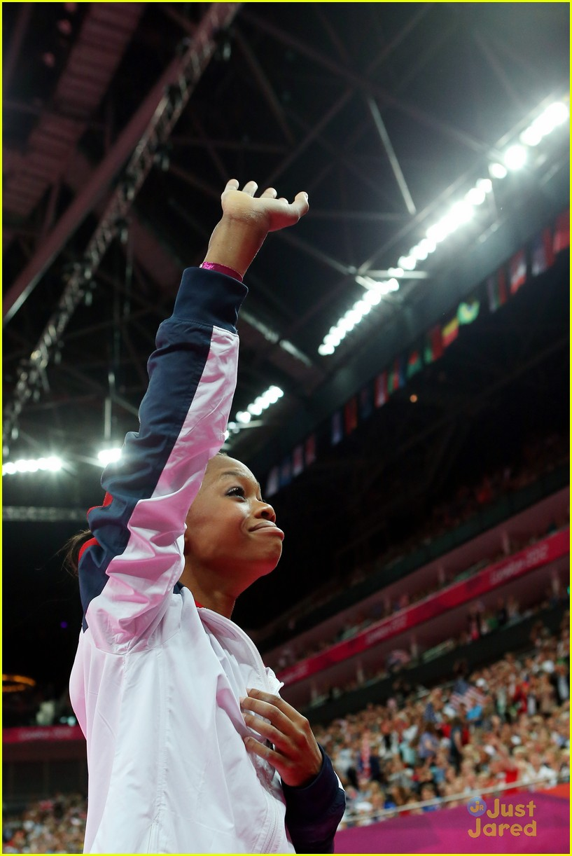 gabrielle douglas gold all around 10