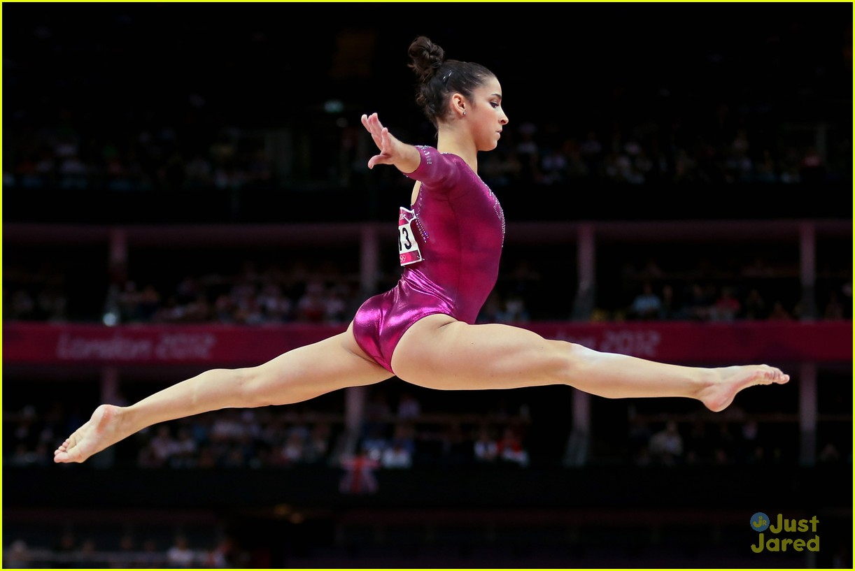 gabrielle douglas gold all around 15