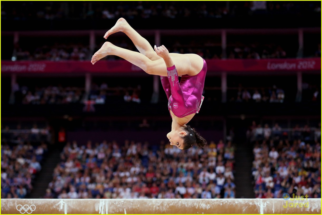 gabrielle douglas gold all around 16
