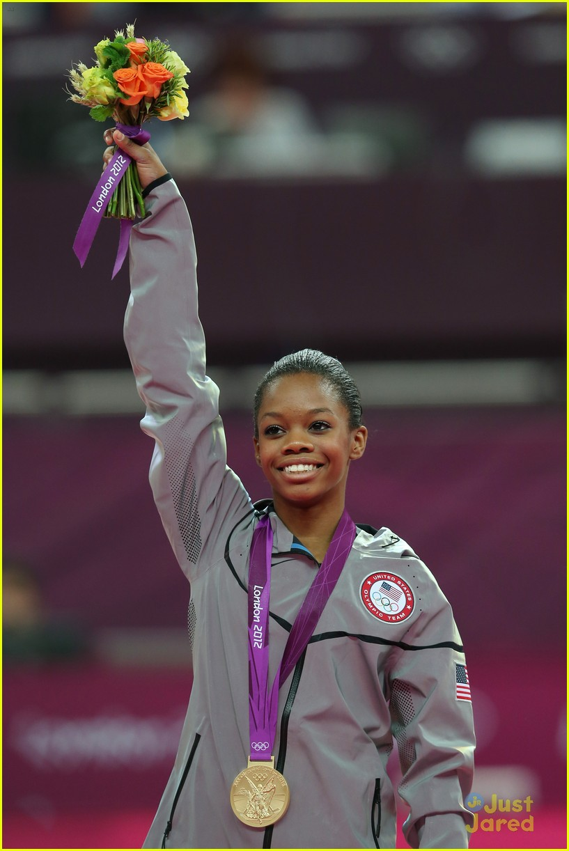 gabrielle douglas gold all around 20
