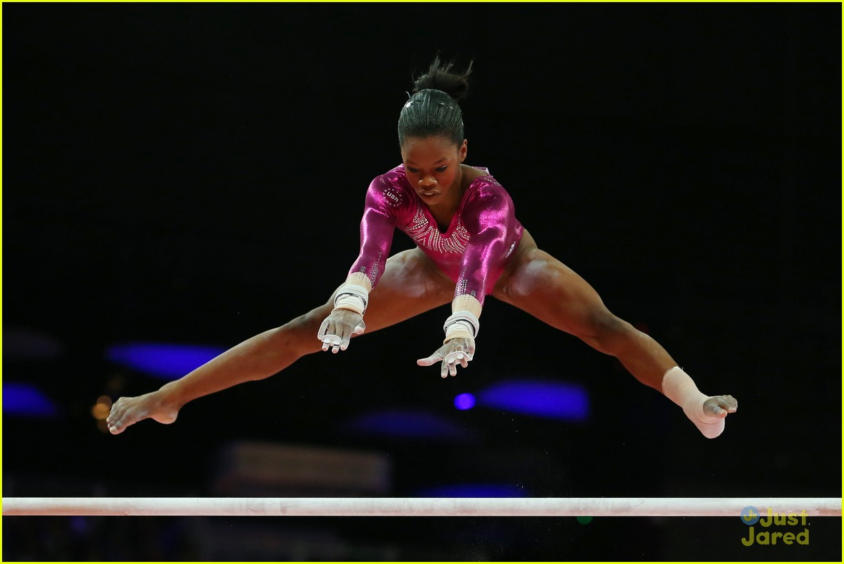 gabrielle douglas gold all around 22