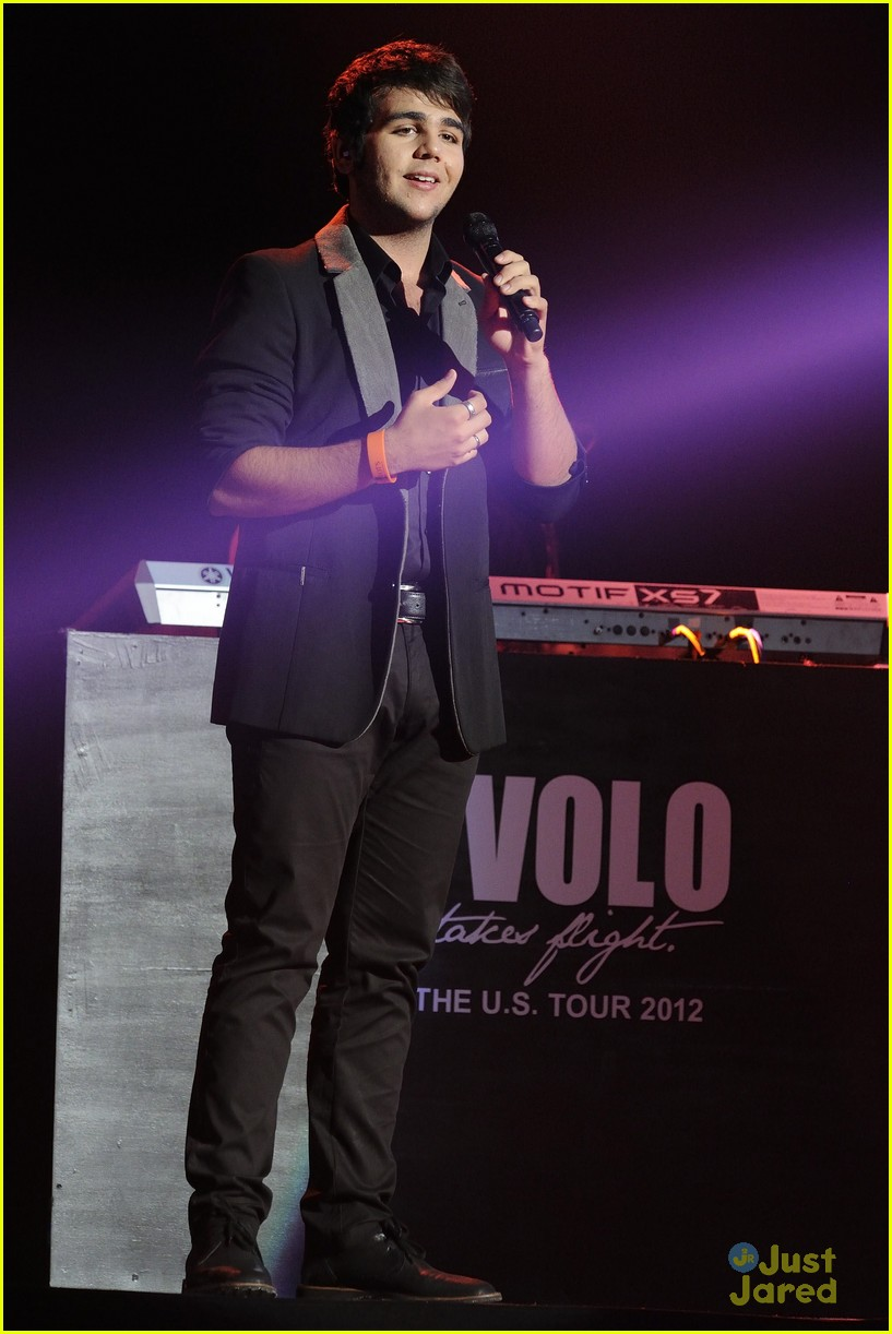 il volo tour streisand 11