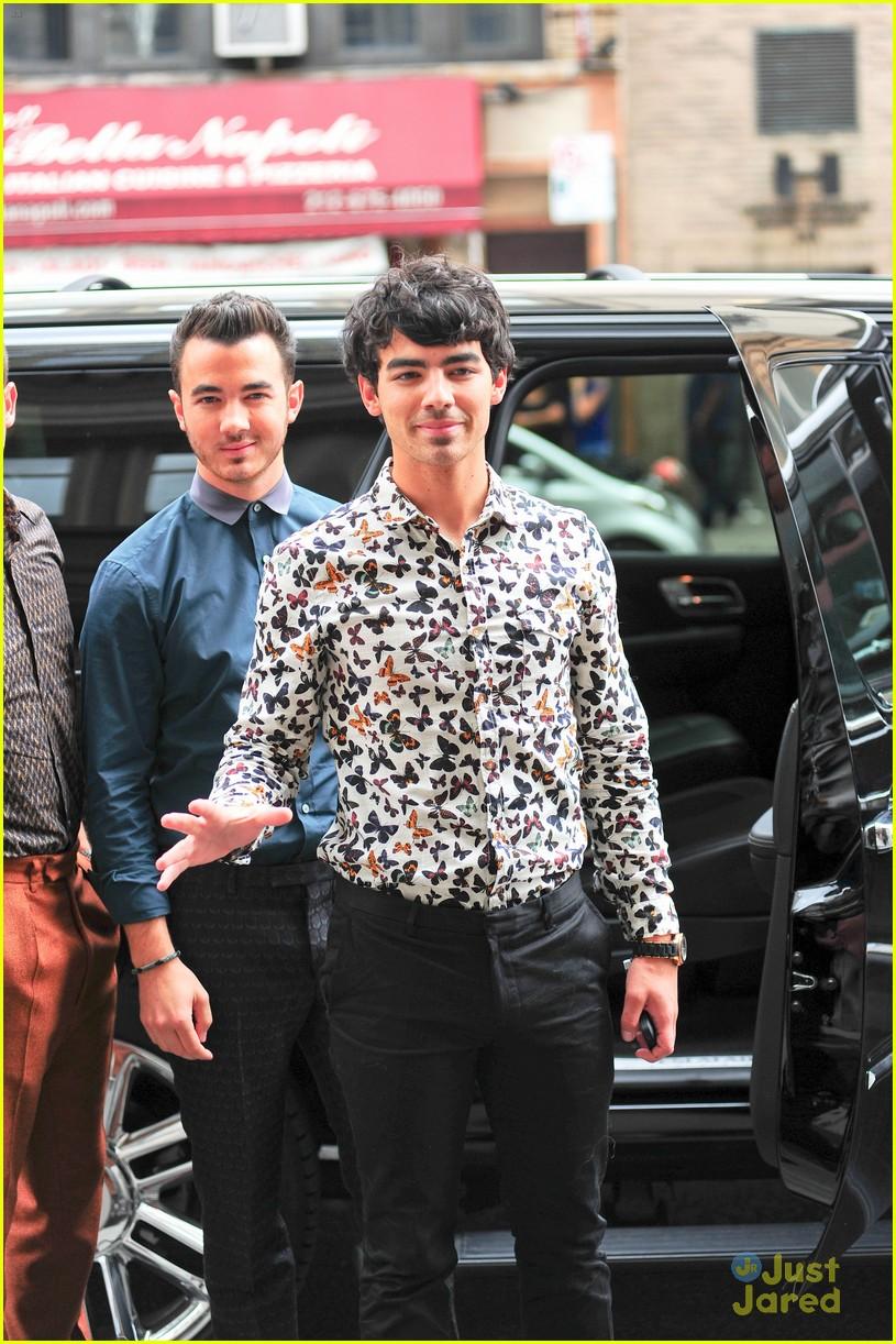 Jonas Brothers Today Jonas Brothers 'today Show'