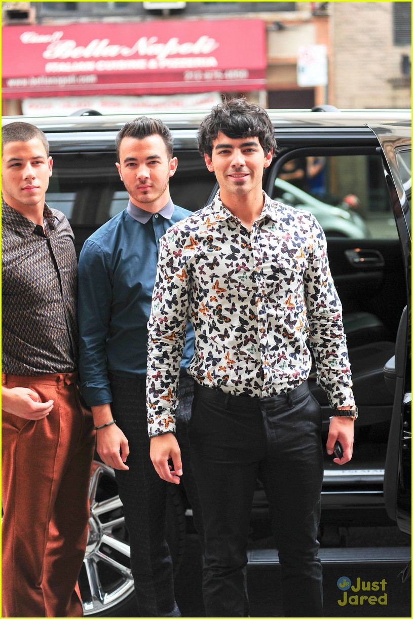 jonas brothers today show 07