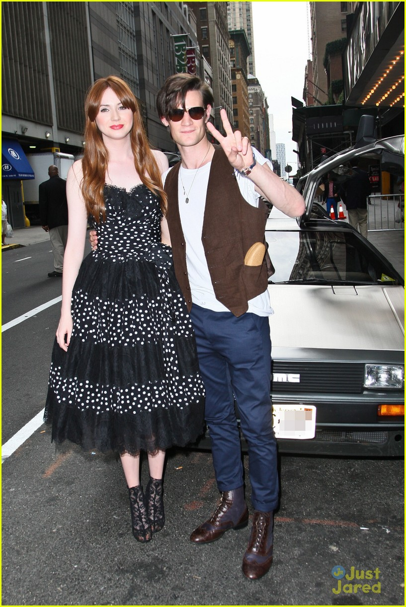 karen gillan doc who ny screening 01