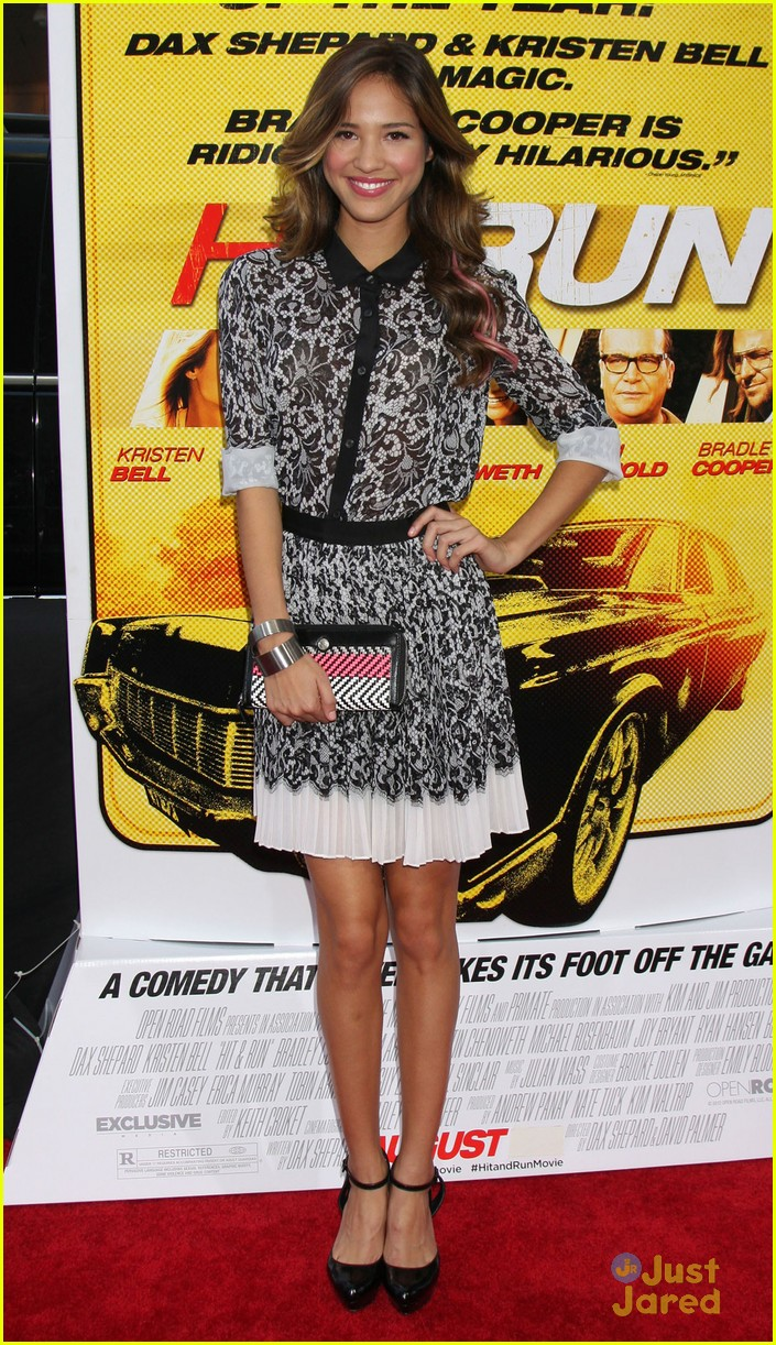 kelsey chow hit run premiere 08