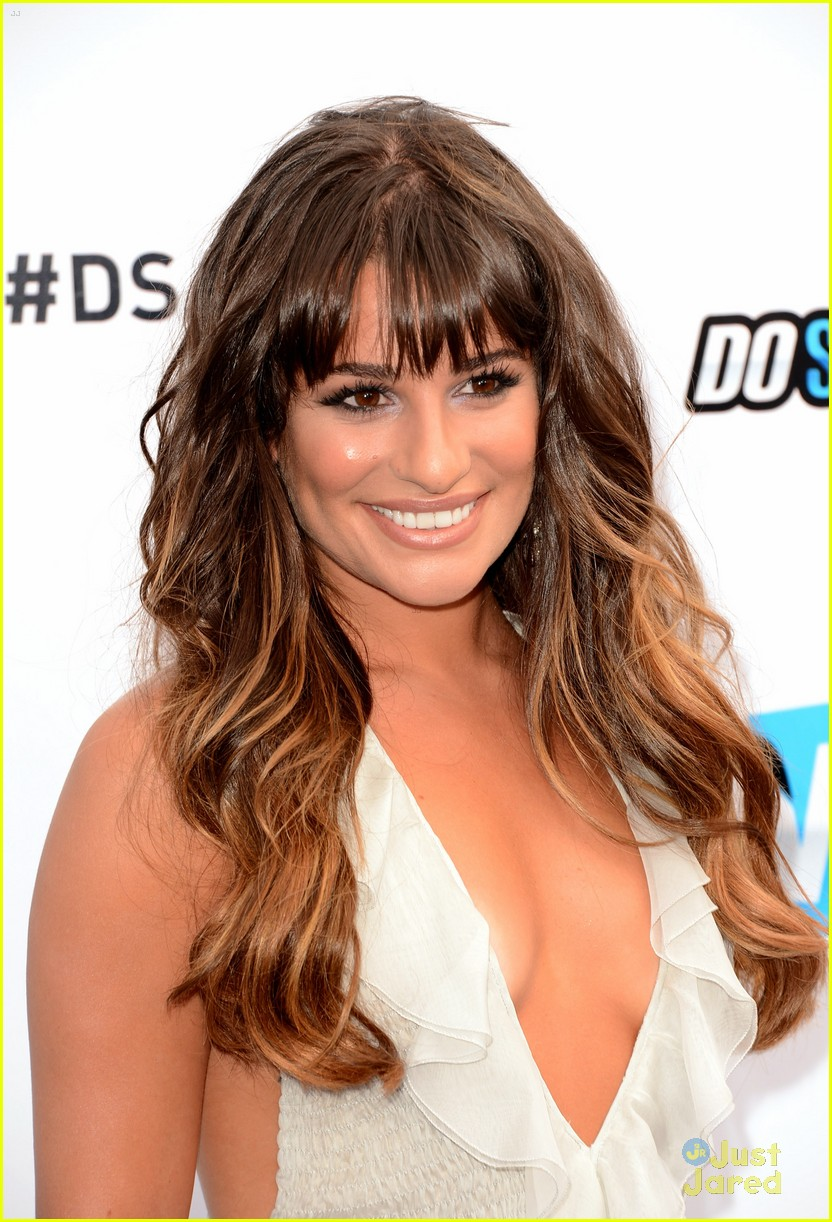 lea michele cory monteith ds awards 19